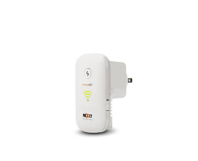 Next Solutions Kronos 301 Wireless-N Wall Plug In Universal Range Extender