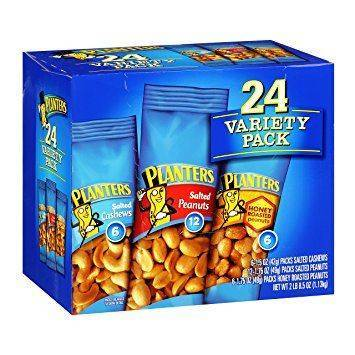 Planters Variety Pack 24ct.