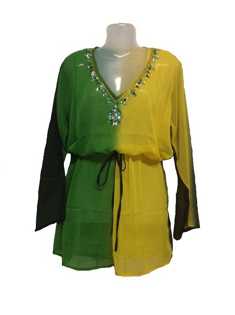 Polyester Georgette Cover Up