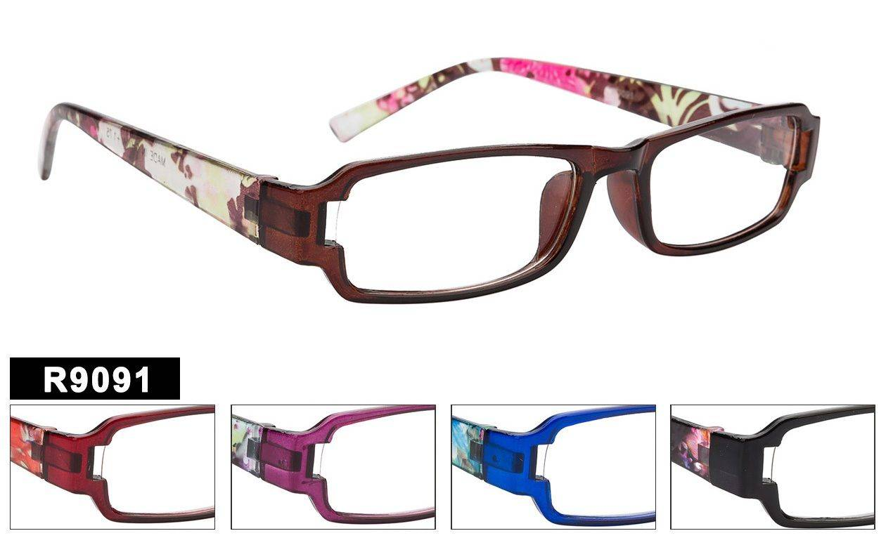 Reading Glasses Plastic Frame R9091