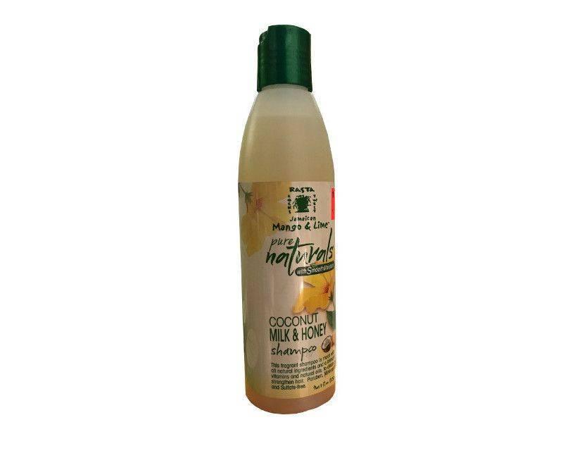 Rasta Locks Twist Pure Naturals Coconut Milk & Honey Shampoo