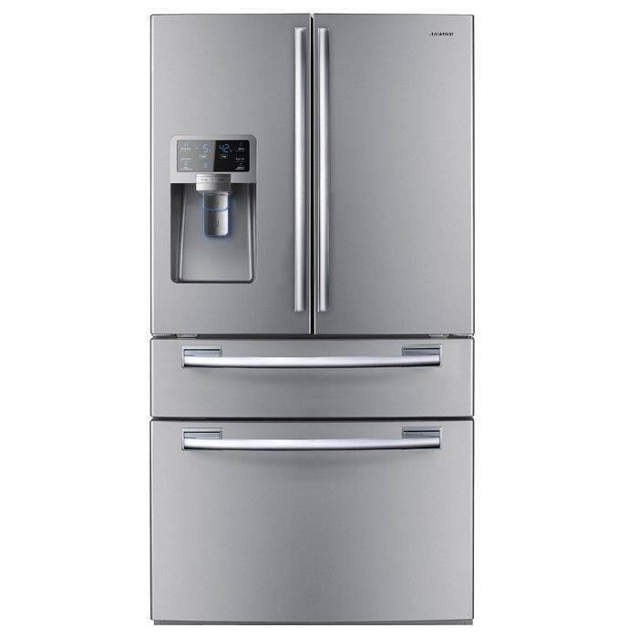 Samsung French Door Fridge Twin Cooling Refrigerator