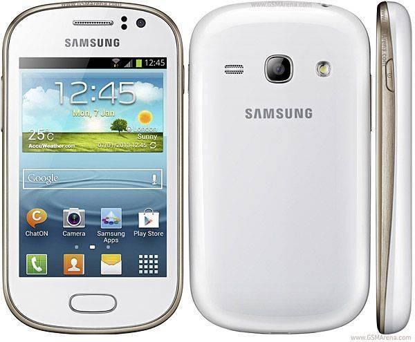 Samsung Galaxy Fame Dual Sim Cellphone