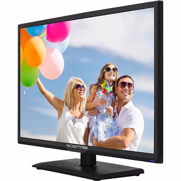 "Sceptre 24"" LED TV"