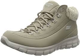 Skechers Synergy Casual Shoes in the color Stone -6.5