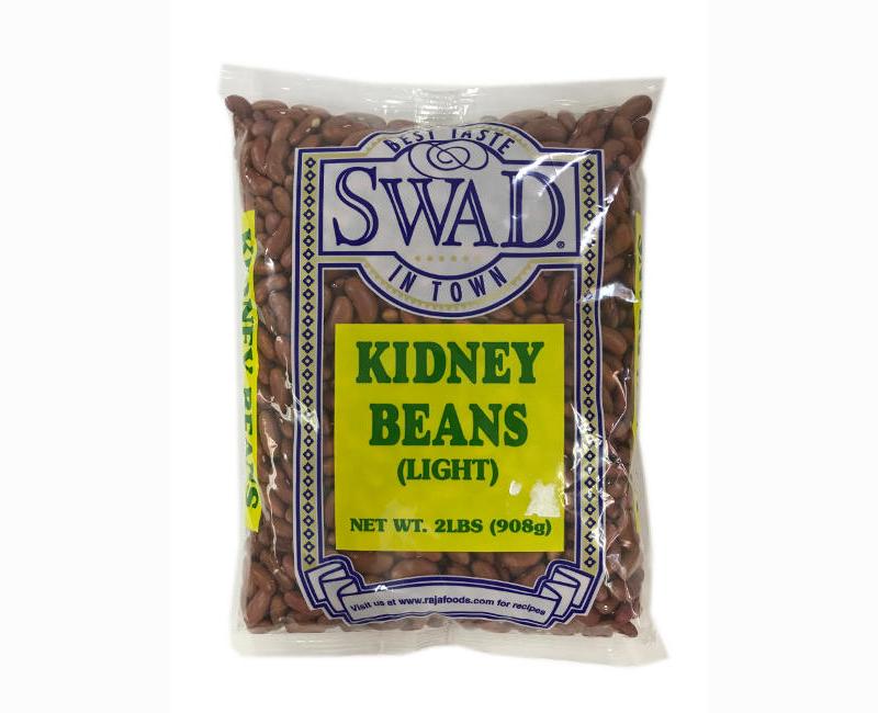 Swad Best Taste In Town Light Red Kidney Beans 2 lbs
