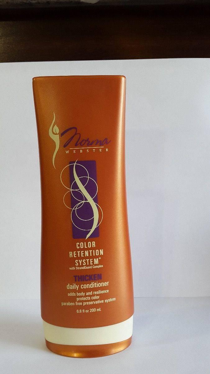 Norma Webster Color Retention Thicken Conditioner 6.8 fl. oz.