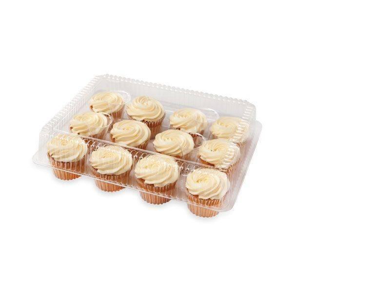 Vanilla Cupcakes 12 Count