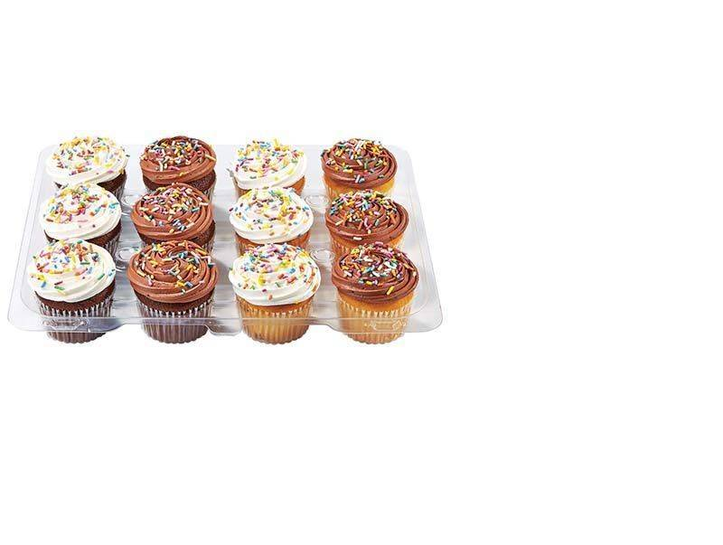 Variety Cupcakes Pack 12 Count