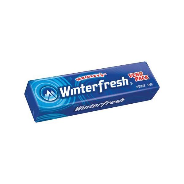 Wrigley's Winterfresh 5 sticks