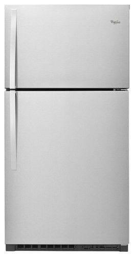 Whirlpool Refrigerator 21 Cubic Top Bottom