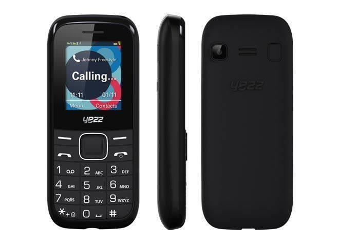 Yezz C21 Dual Sim Unlocked Feature Phone