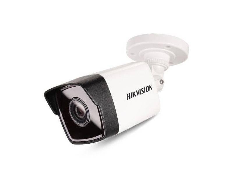 HIK - IP 2MP DS-2CD1021-I Bullet Camera 2.8mm IR 30m H264+ Metal IP67 Metal  12VDC & PoE
