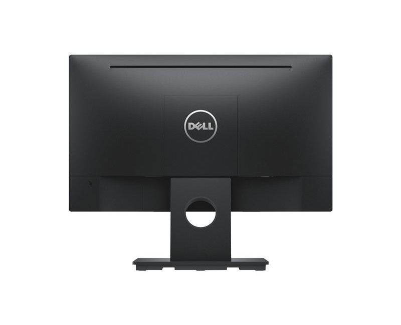 "Dell E2016H 20"" LED Monitor Back View"