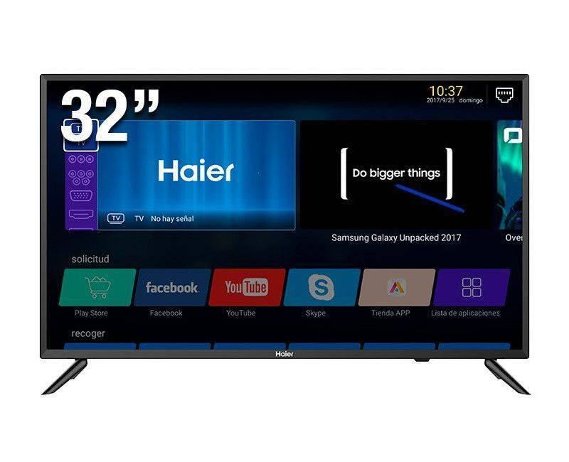 """Haier LE32K6500DA  32"""" Smart LED TV"""
