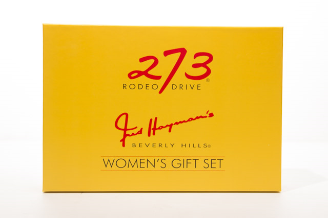 273 Rodeo Drive By Fred Haymans Beverly Hills Perfume Gift Set
