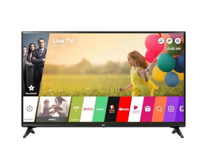 "LG 43"" ULTRA SMART TV"