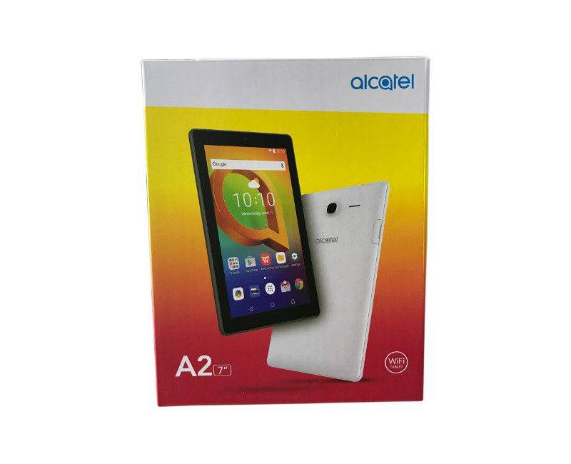 Alcatel A2 7 Inch 1.3GHz Wifi Tablet in the box