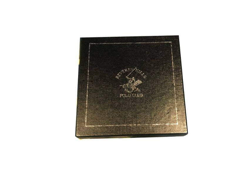 Beverly Hills polo club belt packaging