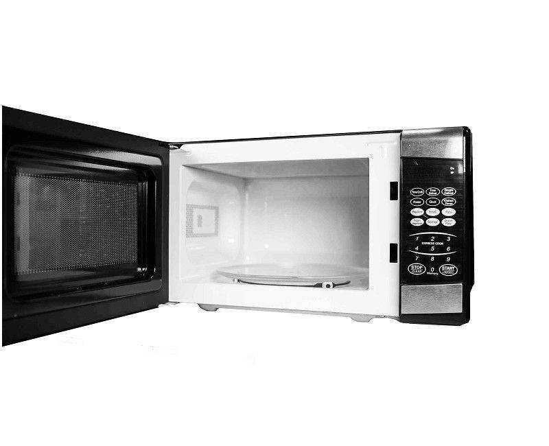 Blackpoint 0.7 CB Elite Microwave opened