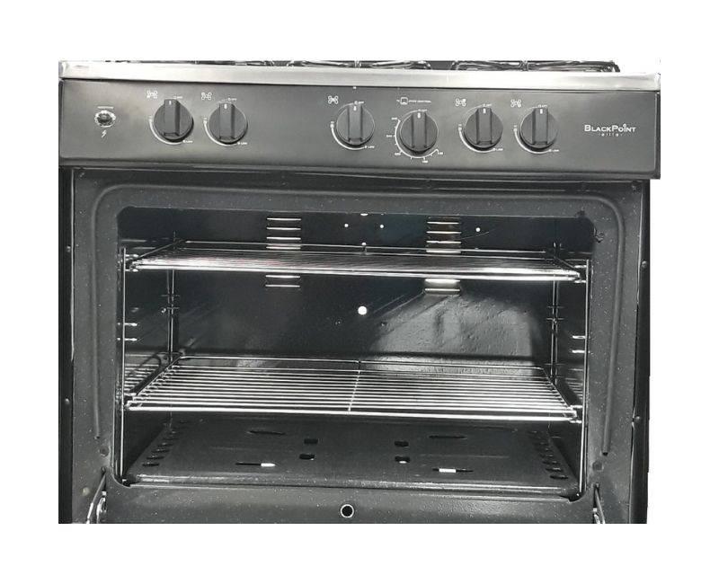 Blackpoint 5 burner stove