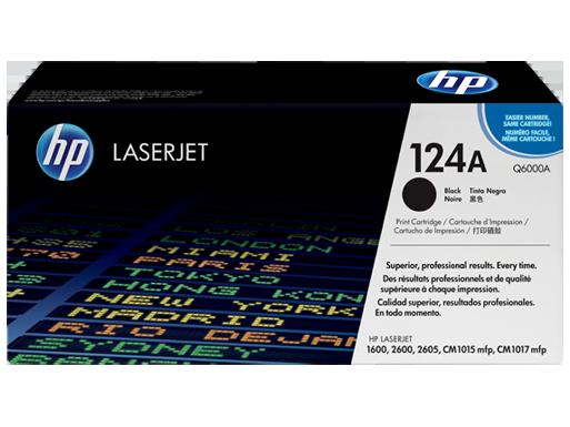 HPc Q6000A Black Toner  2500 pages