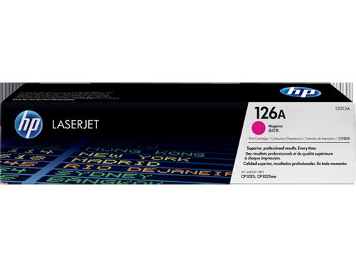 HP 126A Magenta Original LaserJet Toner Cartridge