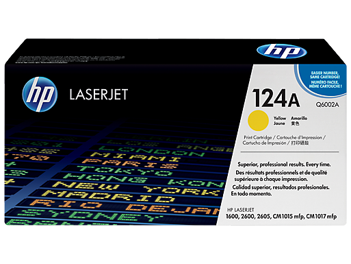 HPc Q6002A Yellow Toner  2000 pages