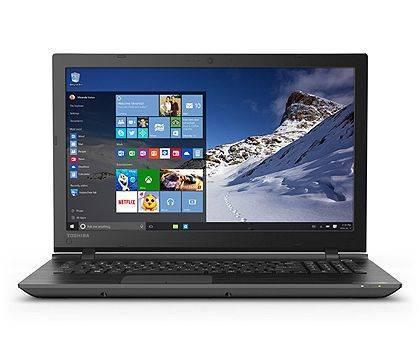 Toshiba C55DC5271 Quad Core Laptop-Front