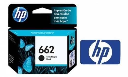 HPc CZ103AL 662 Black Ink Cartridge 120 pages