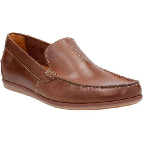 Clarks Bristow Race Driving Shoes in Cognac for Men