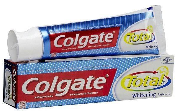 Colgate Total Plus White 3 x6oz