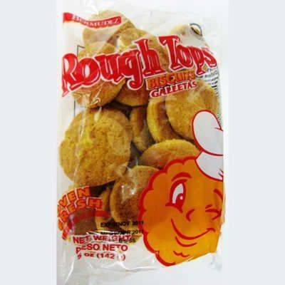 Bermudez Rough Tops Biscuits 142g