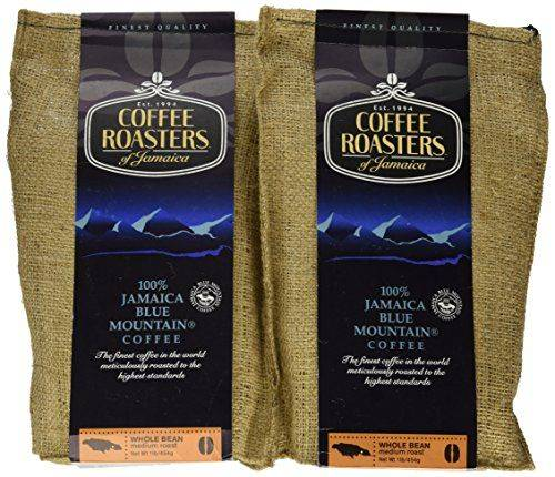 Country Traders Jamaica Coffee 2pk/454gr