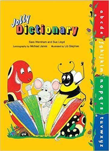 Jolly Dictionary Hardcover