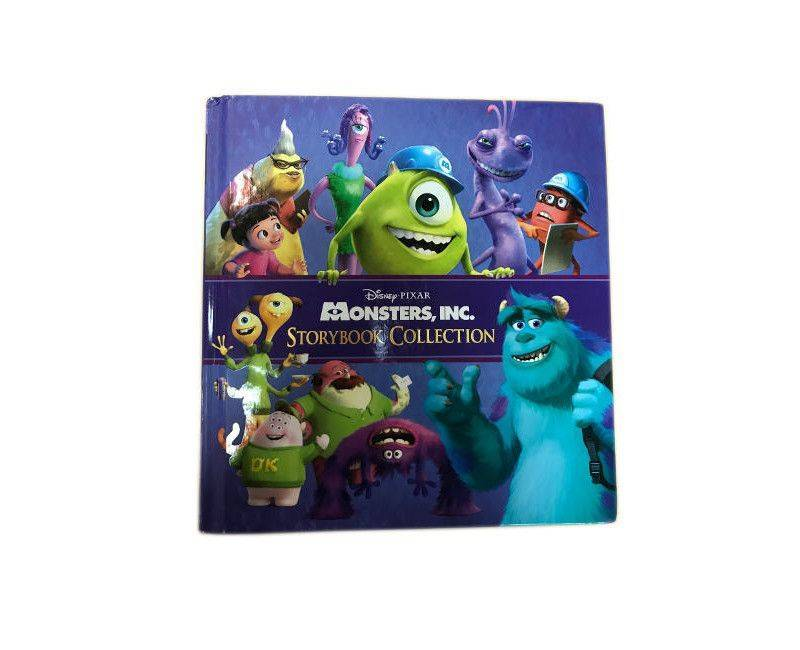Disney Pixar Monsters Inc. Storybook Collection For Ages 3 and Up