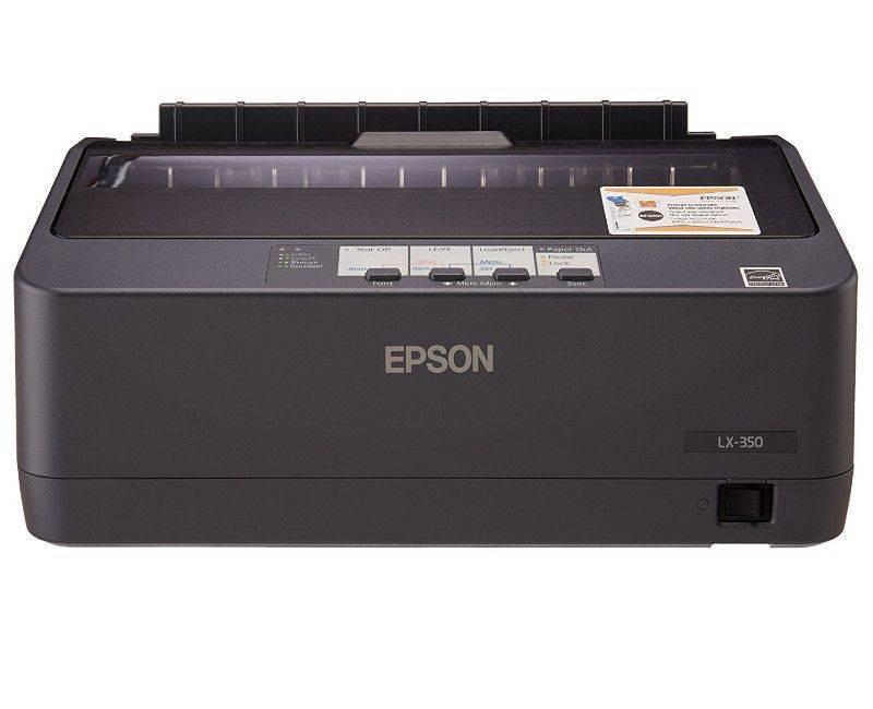 Epson LX 350 - Printer - monochrome