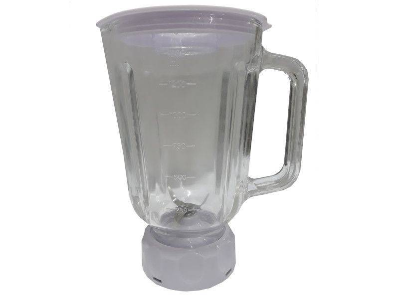 Nova Home Appliance 2 in 1 Food Blender & Grinder - White - Jar