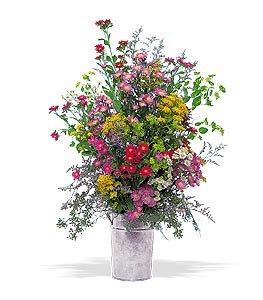 The French Countryside Floral Arrangement