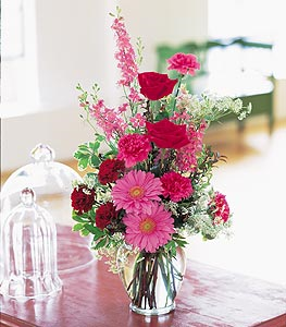 Fresh Memories Floral Arrangement.