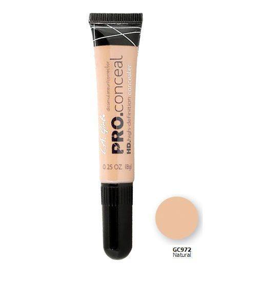LA Girl Pro Concealer, Natural GC972