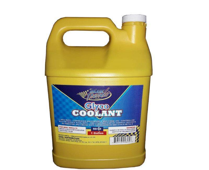 Blue Thunder Glyco 50/50 Coolant 4x1 Gallon