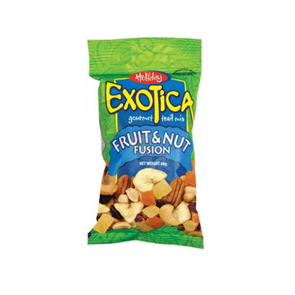Holiday Exotica Fruit & Nut Fusion 12X68g