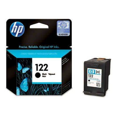 HPc CH561HL #122 Black Ink 120 pages