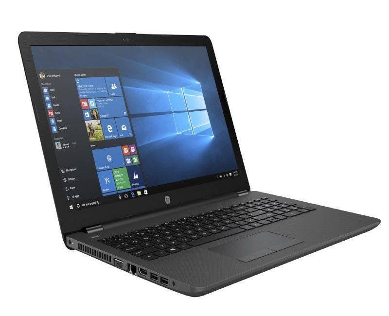 HP 250 G6 - Core i5 7200U 2.5 GHz - Win 10 Pro 64-bit