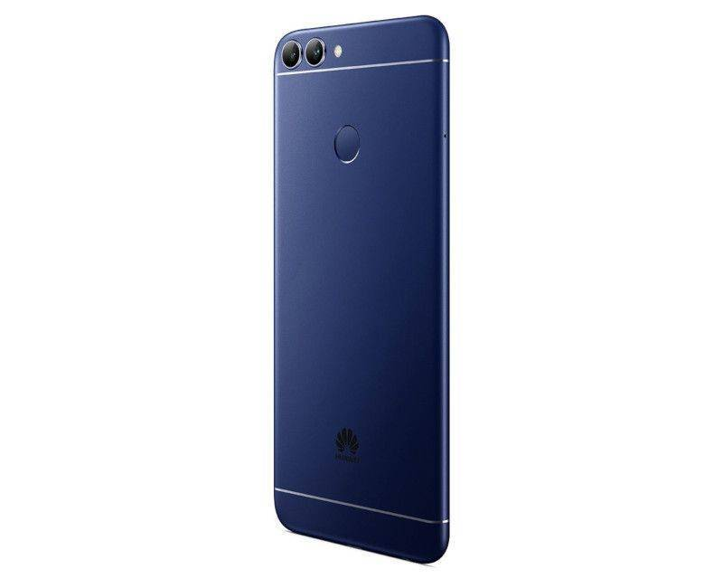 Back view of the Huawei P Smart Dual Sim Smartphone