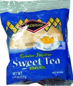 Excelsior Sweet Tea Biscuit 27g