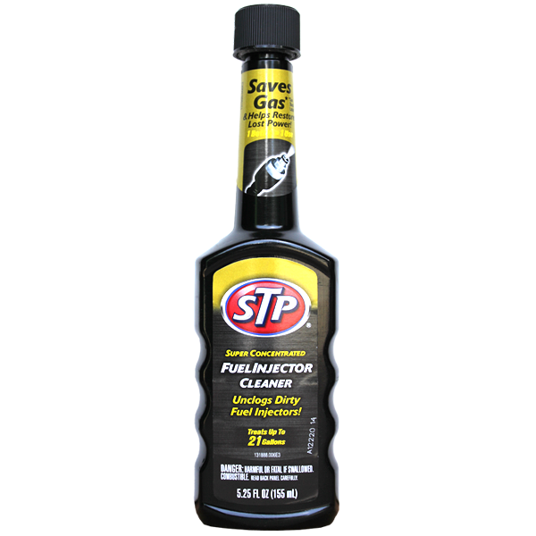 STP Fuel Injector Cleaner 5.25 Fl Oz (155ml)