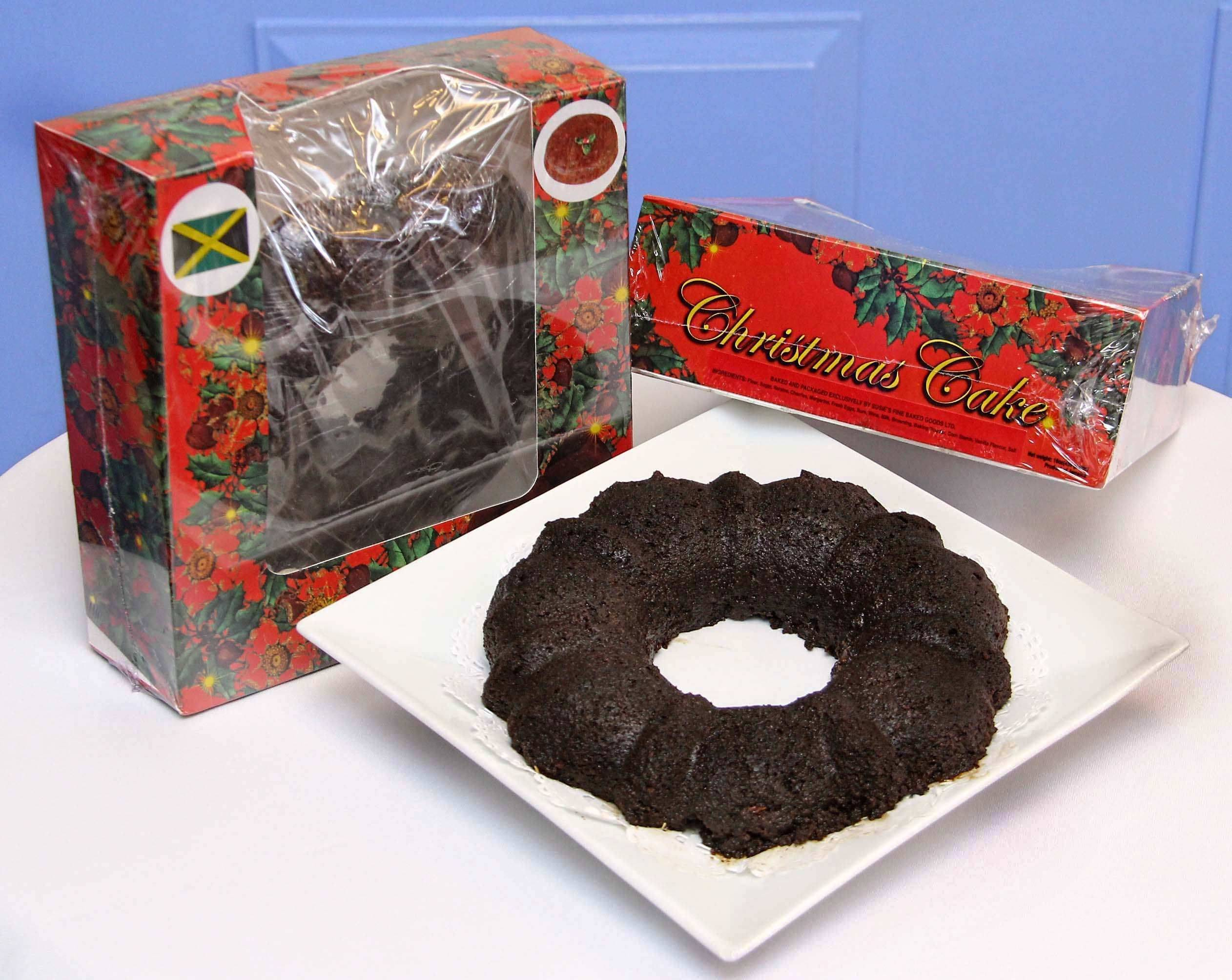 Susie's Fruit Cakes (1 Pound)