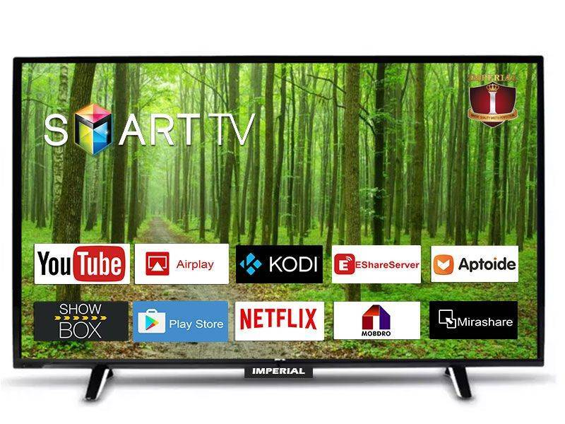 Imperial 32 Inches Full Hd (1080p) Smart Android Tv